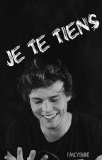 Je Te Tiens | a.i by FancyIsMine