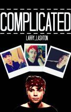 Complicated [Lashton/Mashton/Cashton AU] by Larry_Lashton