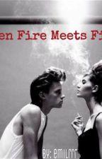 When Fire Meets Fire by emilrrr