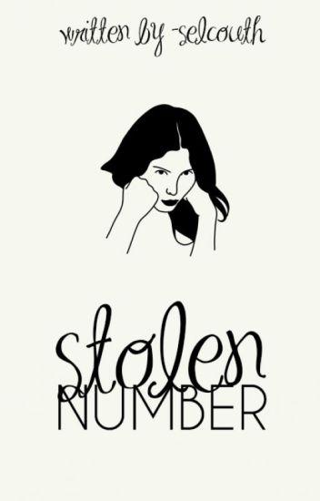 stolen number  ✓