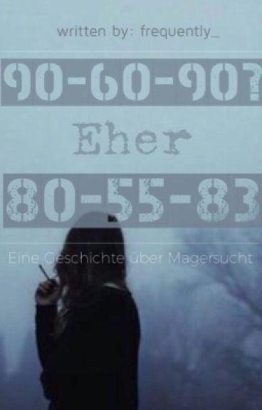 90-60-90? Eher 80-55-83