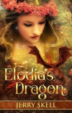 Elodia's Dragon by JerrySkell