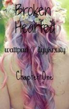 Broken Hearted by ilyykrxsty