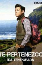 Te Pertenezco 2da Temporada (TOP y Tú) by xxAGxx