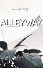Alleyway  》kiani ff 《 by PerpetualBenja