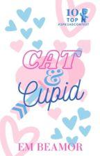 Cat & Cupid #SPKSADcontest Finalist by jinnybeamor