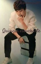 Quisiera Escucharte(Jimin y Tu) by paolavasquez912