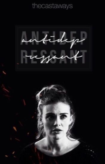 Antidepressant | A Stydia AU [1]
