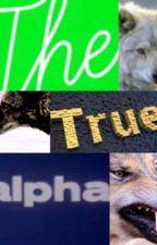 The true alpha by believeinwolves