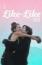 [DISCONTINUED] I Like-Like You // A Lynexa High School AU by gaygvnn