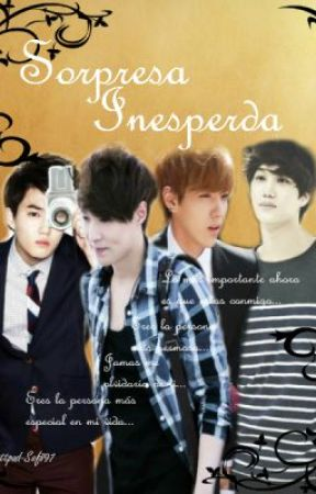 Sorpresa Inesperada [EXO fanfic] (Suspendida) by Sofii97