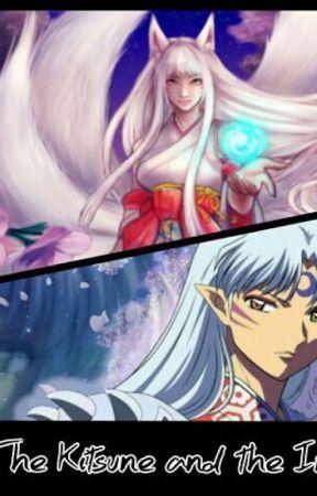 The Kitsune and the Inu by KuraiTenshi019