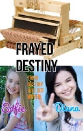 Frayed Destiny by Me-wowzer