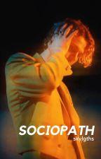 Sociopath / Luke Hemmings by skylgths