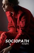 sociopath ;; luke hemmings by rddveluvs