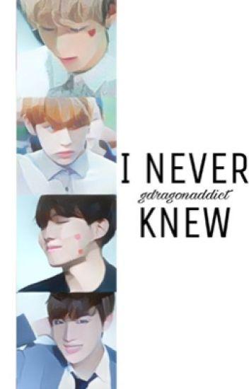 I Never Knew... [ VHOPE ] ɱεℓ