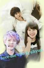 love me cho kyuhyun by myprettylittlething