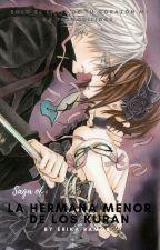La hermana menor de los Kuran •Zero• |Vampire Knight| by nerinaraneko