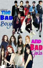 The Bad Boys and Bad Girls by pjhoyce
