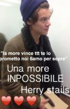 Una more inpossibile - Harry stails by sorridimiclifford