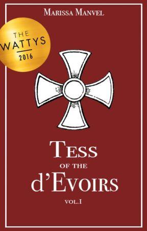 Тэсс из рода д'Эвуар: Vol.1 by marsymanv