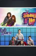 Lab Rats-Shake it Up-Crossover by luke_is_a_child