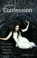 Confession by HazelMorgenstern