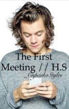The first meeting » H.S (DUTCH) by _CupcakeStyles