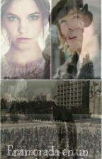 Enamorada en un apocalipsis zombie (Carl Grimes y Tu) by Naialmofoz