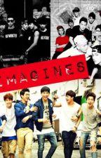 K-Pop Imagines by Esu_67