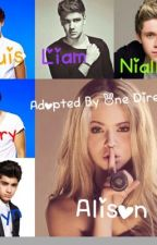 Adopted By One Direction by MILKSHAKE9173