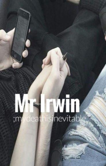 Mr Irwin  a.i 