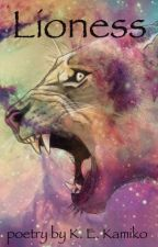 Lioness by KEKamiko