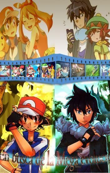 Pokémon: en busca de la mega-evolución [Hiatsu]