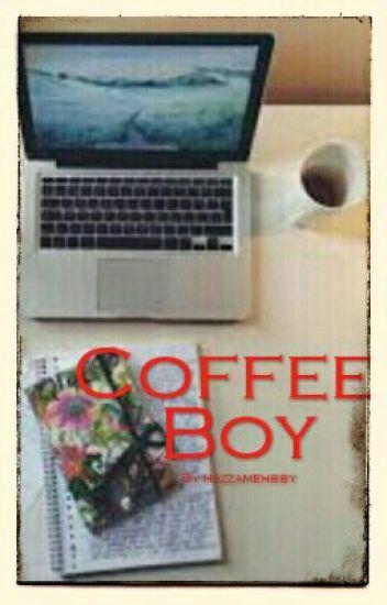 Coffee Boy ||a.u.|| Harry styles