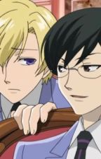Tamaki and Kyoya by taylo9399