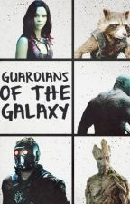 Guardians Of The Galaxy 2 by wolfvalintine