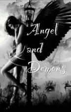 Angel and demons by badluck1234