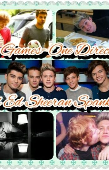 No Games- One direction and Ed Sheeran spank fic