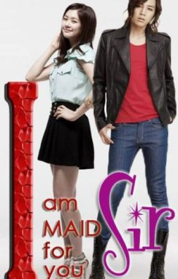I am Maid for you, Sir! (Montecarlo Series: Book 2)