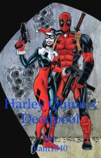 Harley Quinn and Deadpool by kam1340