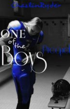 One of the Boys: Prequel by ChazlinRyder