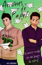 Aviones de papel -  Fanfic. {Wigetta} ✈ by Lady-Unscarred