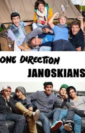 Janoskians/One Direction Imagines - Luke Brooks imagine (cute) - Wattpad