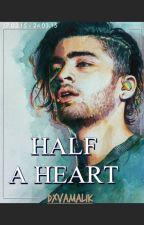 Half A Heart by dxvamalik