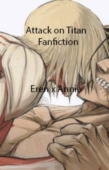 eren annie Attack x on titan