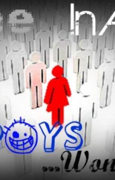 Alone In A Sea of Boys