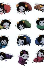 Homestuck Wriggler x Readers by ButterflyPikachu