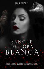 Sangre de loba Blanca © by kamiraG