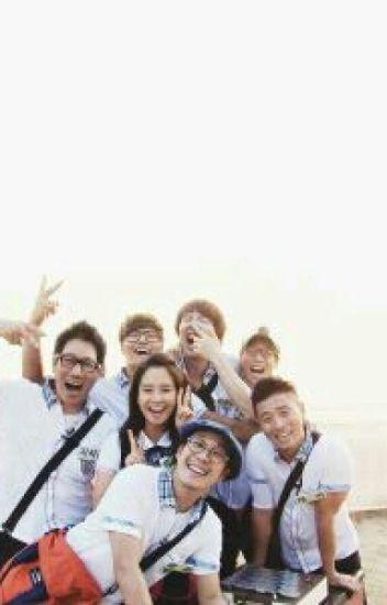 Longfic - Running Man] - [RM, EXO, FG,     ] - Joe Jin - Wattpad